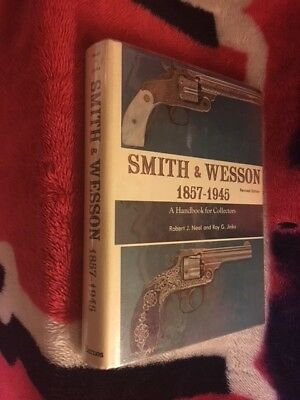 Smith & Wesson, Roy Jinks, Gun Book