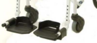 Front Casters for Mariner Rehab Shower Commode Chair