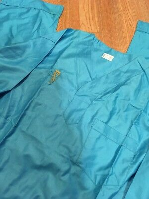 Vintage 1950's Penneys Towncraft Mens Sanforized Cotton Pajamas 2 Piece