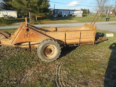 Minneapolis Moline Ls-300 Manure Spreader