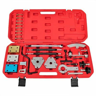 Diesel Gasoline Engine Timing Tool Set Flywheel Crankshaft Camshaft Locking Kit