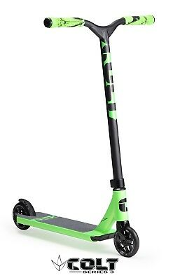 ENVY COLT S3 COMPLETE SCOOTER - Green