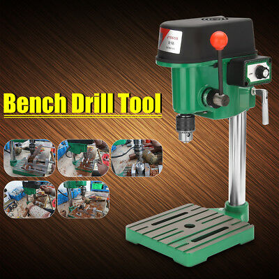 Electric Drill Bench Drill Press Base Stand Frame Bracket Hole Drilling Machine