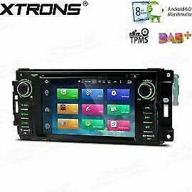"""6.2"""" Octa Core Android 6.0 HD Car DVD GPS Bluetooth For Jeep Wrangler/Patriot"""