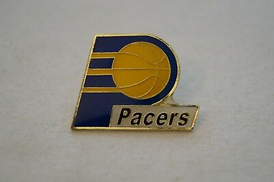 NBA - Basketball - Hard to Find - Badge - Pin - Indiana Pacers