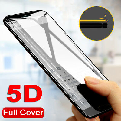 For Huawei Mate10 Lite/Pro P10Plus Screen Protector 5DCurved Tempered Glass Film