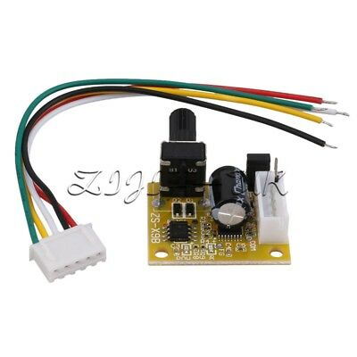 DC5V-12V DC Brushless Motor Driver Motor Speed Controller With Control Switch
