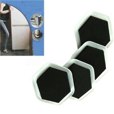 4Pcs Heavy Duty Furniture Sliders Movers Magic Moving Men Gliders Removal Lift
