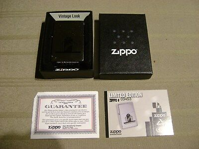 Zippo Collection Aa2834 - Limited Edition - Vintage Look - Neuf