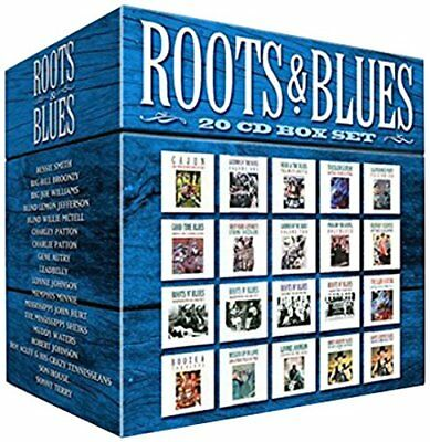 The Perfect Roots and Blues Collection [CD]