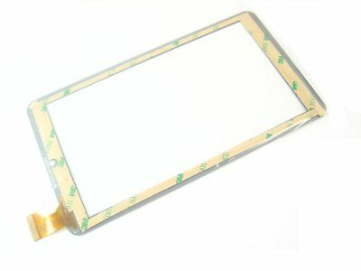 White~Touch Digitizer Screen (no LCD) for Acer Iconia One 7 B1-770