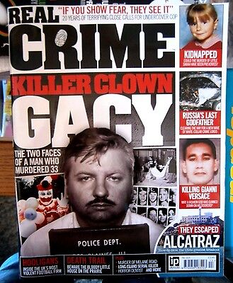 Real Crime Magazine Issue 13 (new) 2016