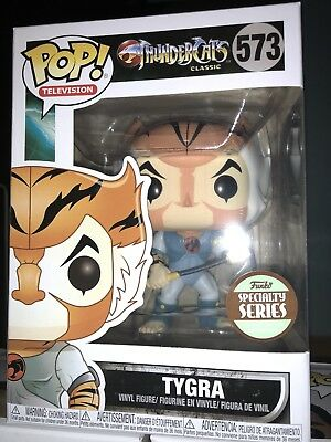 Funko Pop! TELEVISION THUNDERCATS TYGRA SPECIALTY SERIES Ready To Ship
