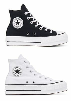 Converse All Star HI Platform Canvas
