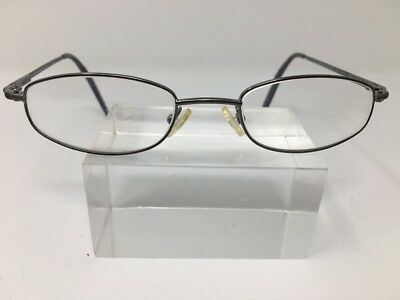 Canyon River Blues CRB 209 Antique Gunmetal 46/19 135 Flex Hinge Frames E491