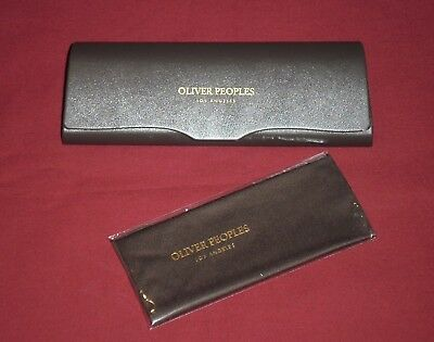 "OLIVER PEOPLES : Etui/boitier à lunettes rigide /Eyewear glasses hard case ""S"""