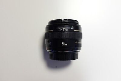 Canon EF 50mm F/1.4 USM Lens  ***FAULTY***