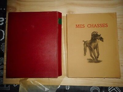 """"""" mes chasses """" édition  EOS 1931"""
