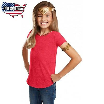 DC Comics Wonder Woman Headdress Arm Band