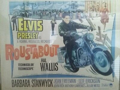 F-750 ELVIS PRESLEY MOTORCYCLE LIVE IN TUPELO Music Rock King Guitar Hot Poster