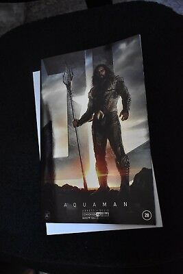 Aquaman #28 NYCC Convention Foil Photo Variant Jason Momoa Justice League