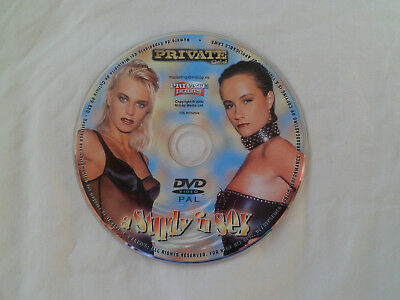 """Men's Glamour Magazine Private DVD """"A Study in S*x"""""""