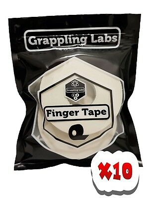Grappling Labs 8mm Finger tape bundle 10 x Twin Packs
