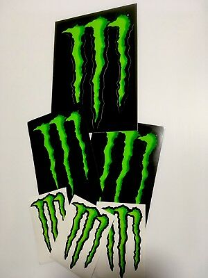 satz aufkleber monster energy yamaha aufkleber sticker. Black Bedroom Furniture Sets. Home Design Ideas