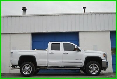 2016 GMC Sierra 2500 SLT Repairable Rebuildable Salvage Runs Great Project Builder Fixer Easy Fix Save