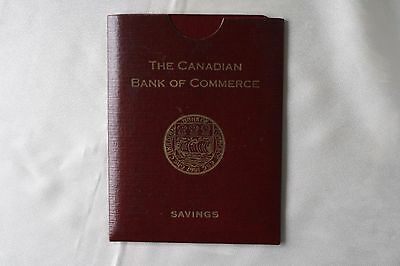 1958's The Canadian Bank of Commerce Savings Book