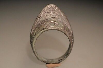 Ancient Roman Bronze Ring