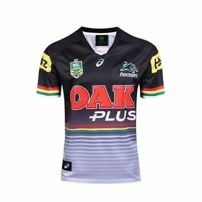 Penrith Panthers  Home Jersey Go the PANTHERS!!! Fast and Free Postage