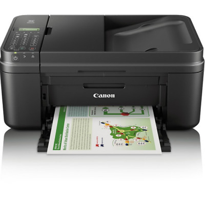 Canon MX492 PIXMA Wireless All-In-One Inkjet Printer Scanner Copier Wi-Fi Fax...