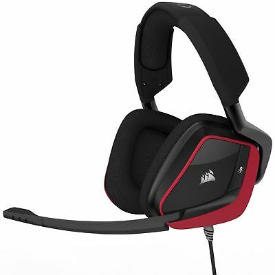 Corsair Void Pro USB Surround Wireless Dolby7.1 Sound Gaming Headset PC PS4 XBOX