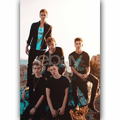 Custom New Silk Poster Wall Decor Why Don/'t We