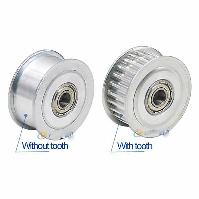 Timing Belt Tensioner Pulley 5M 15T-40T Sprocket For 15/20/25mm Width Belt