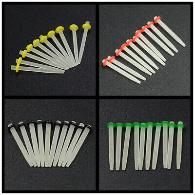 Dental Straight/Screw Endo Fiber Posts Tips Drill Thread Glass Files 10Types