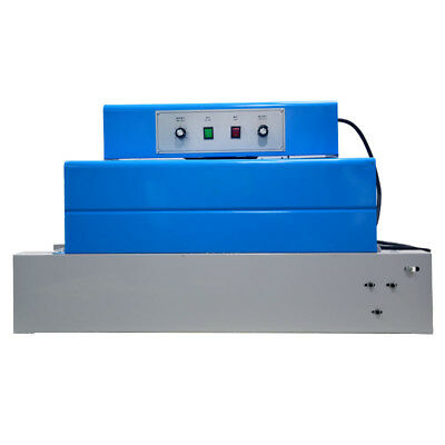 3KW Thermal heat shrink packaging machine tunnels for PP/ POF/ PVC
