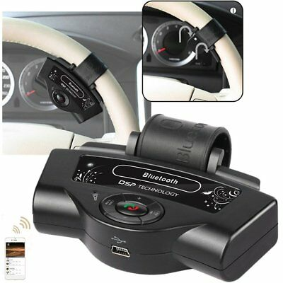 BT8109B Bluetooth Hands-Free Steering Wheel Two Mobile Phones Connection NI