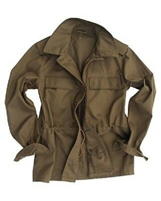NEW Genuine Vintage Army Olive Green Parka Field Jacket