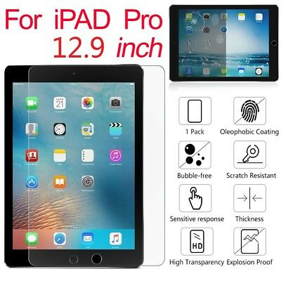 "Tempered Glass Screen Protector for iPad Air 1/2 Pro 9.7"" & iPad Mini 1/2/3 lot"