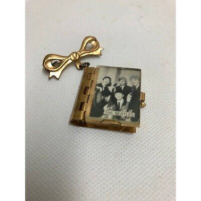The Beatles Original 1960s Picture Book Brooch No Reserve