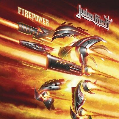 Judas Priest - Firepower (Deluxe CD with Book) [CD]