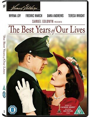 The Best Years of Our Lives - Samuel Goldwyn Presents [DVD]