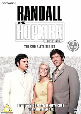 Randall and Hopkirk (Deceased): The Complete Series (Box Set) [DVD]