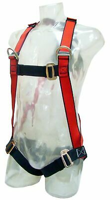 Swelock Asia K453S Full Body Safety Harness For Fall Arrest And Rescue EN361