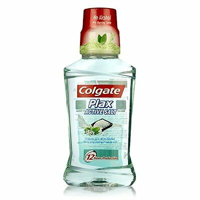 Colgate Plax Active Salt Mouthwash - 250 ml