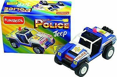 Funskool Police Jeep Patrol Fun Kep Your Toddler Jeep Runs Without Battery