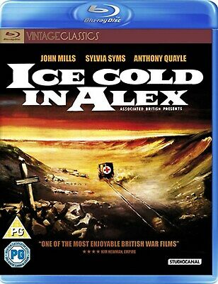 Ice Cold in Alex (Remastered) [Blu-ray]