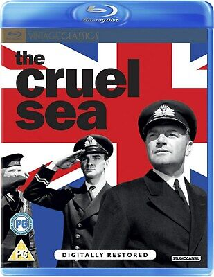 The Cruel Sea (Remastered) [Blu-ray]